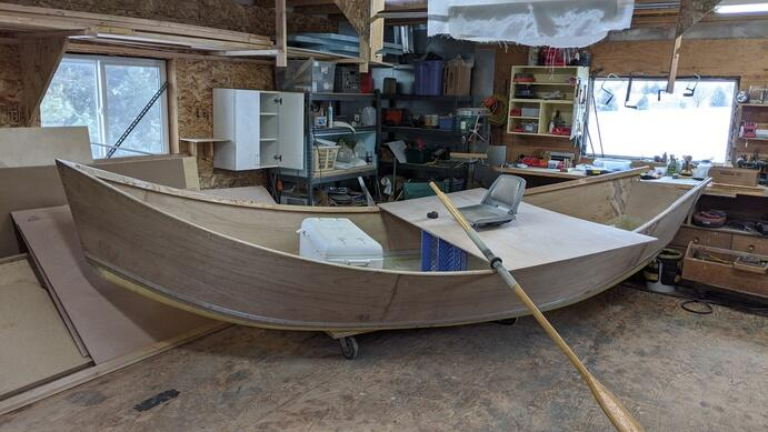Boat Design Process
